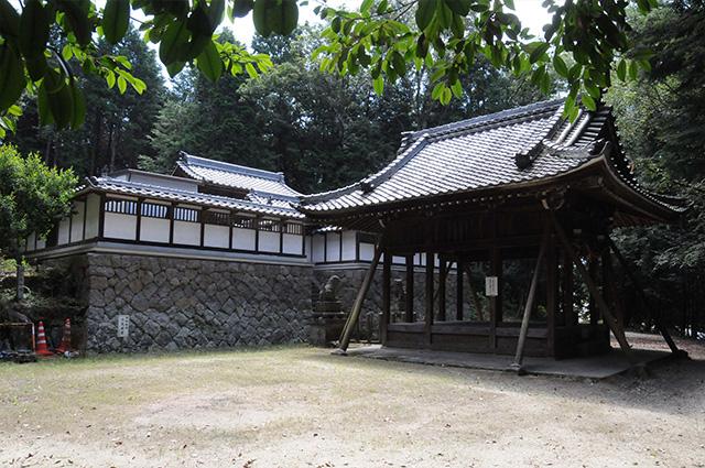 北熊神明社