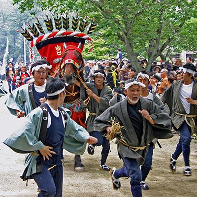 山口郷社祭り